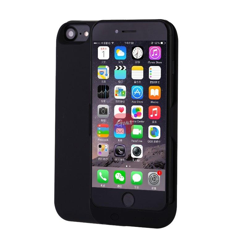 奥多金 手机壳充电宝背夹(炫酷黑 4.7英寸)图片