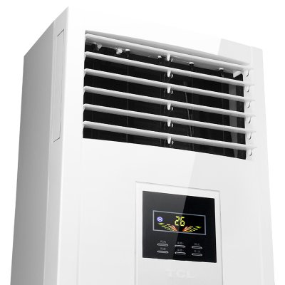 tcl 3p 定频 冷暖电辅 立柜式空调 kfrd-72lw/fc23