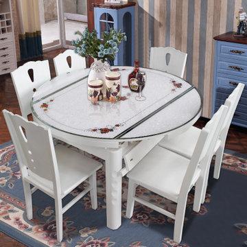 历史新低:木巴 钢化玻璃折叠桌